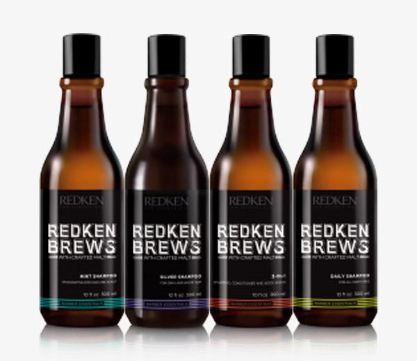 New Redken Brew