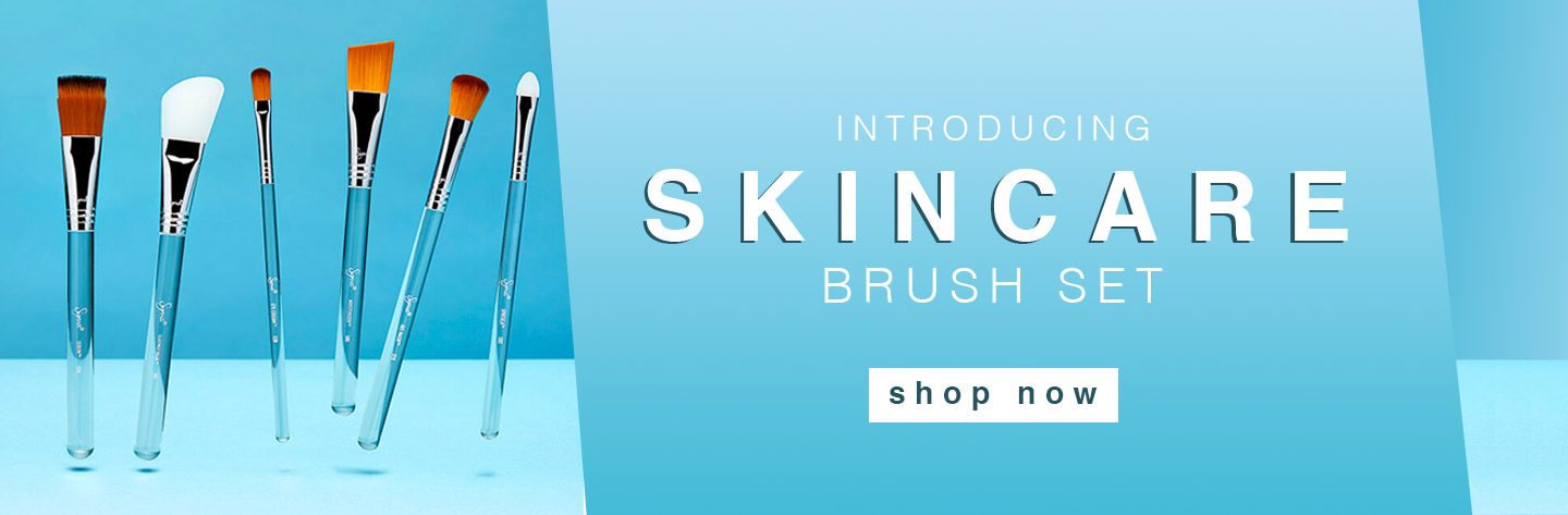 Introducing the new Sigma Beauty Skincare Brush Set