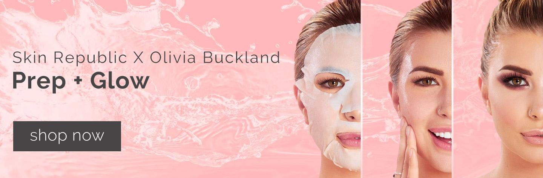 Skin Republic x Olivia Buckland