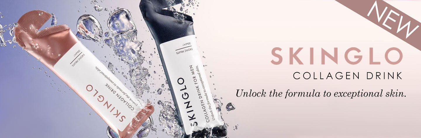 New Collagen Drink; SkinGlo
