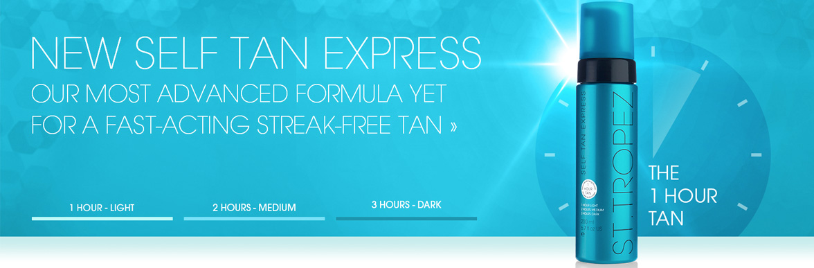 New St Tropez Express Tan