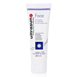 Free Ultrasun Face SPF50+ 25ml When You Buy 3 or More Ultrasun