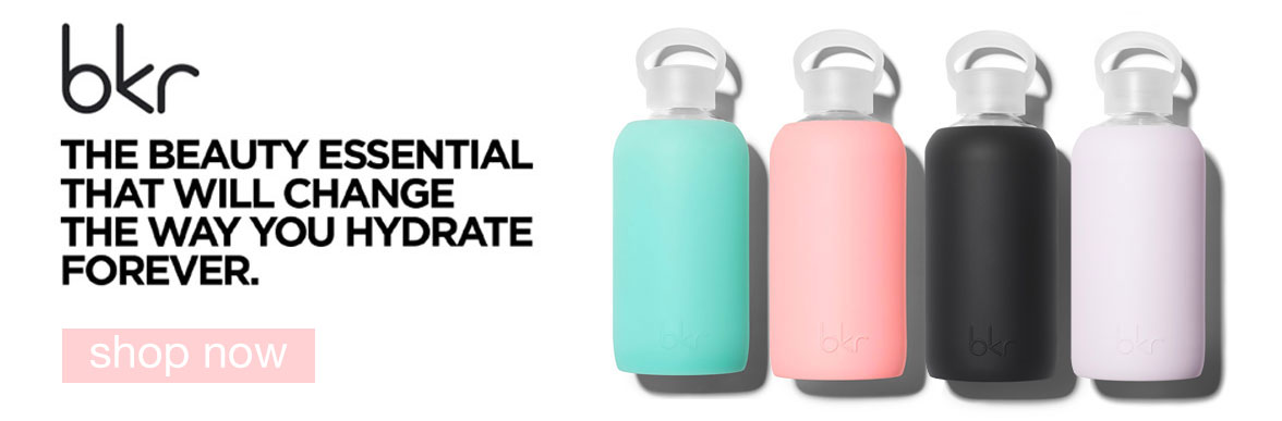 Hydration will never be the same again with bkr