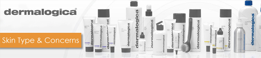 Dermalogica Skin Types and Concerns