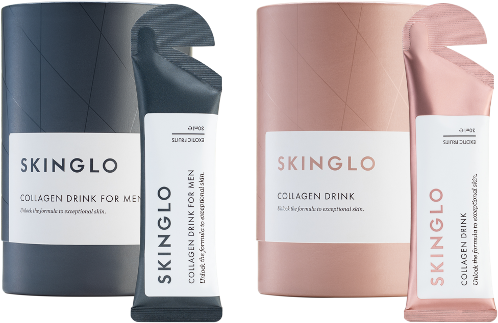 SkinGlo for men and women