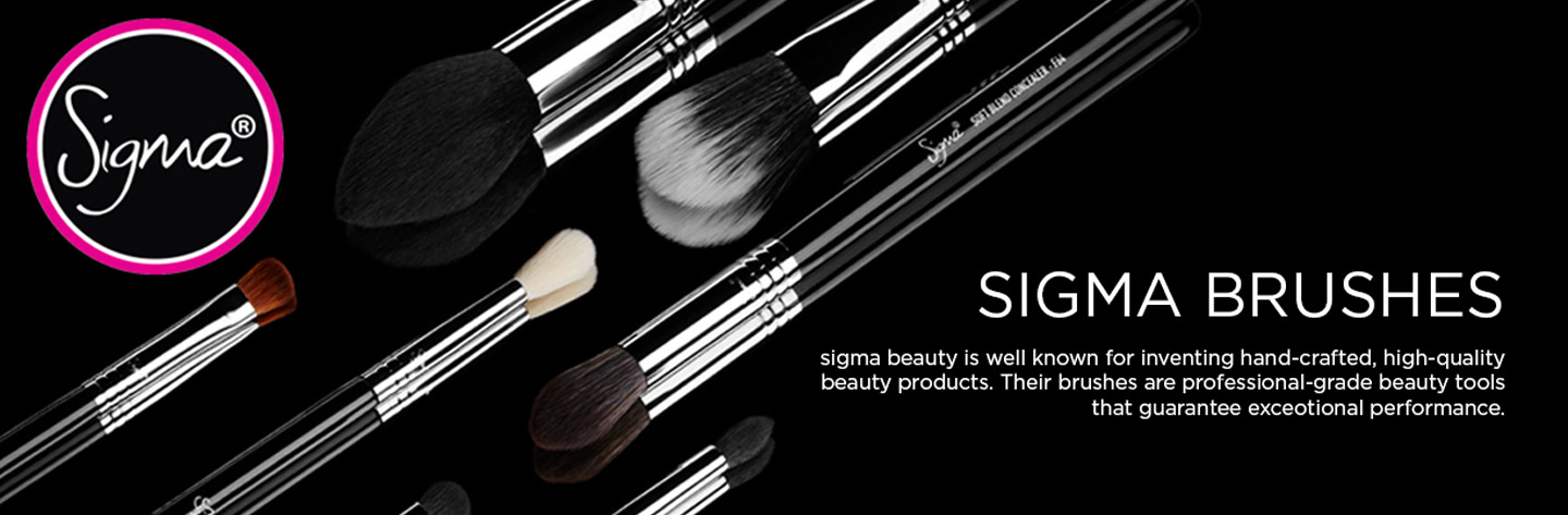 Say Hello To The NEWEST Brand To Zest Beauty, Sigma Beauty!!