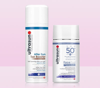 New Ultrasun Products