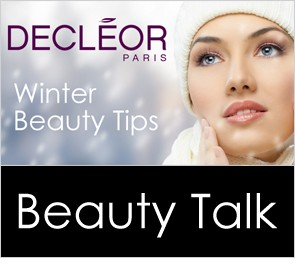 Decleor Winter Beauty Tips.